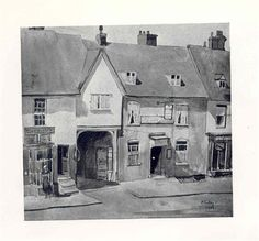 Photo:The Red Lion PH, High Street