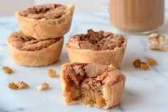 Old Fashioned Butter Tarts /