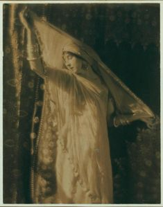 Ruth St Denis in Ourieda, a Romance of the Desert. (1914)