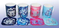 Love Mugs by Meikie www.meikiedesigns.com/mugs