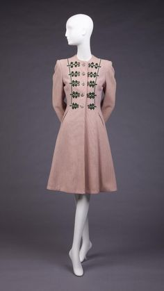 Coat Lanz of Austria, 1950s The Goldstein Museum of Design