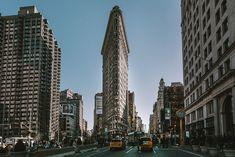 Flatiron - NYC Icon  | (c) Silvie Bonne Fotografie - www.silviebonne.be All Pictures, San Francisco Skyline, New York Skyline, Nyc, Park, Travel, Viajes, Parks, Destinations