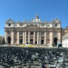 Saint Peters Basilica - #Vatican #tour #Rome @FreeTourRome #like #follow #photooftheday #followme #tagsforlikes #beautiful #museum #picoftheday #amazing #relaxing #fun #join #share #bestoftheday #smile #like4like #repin