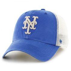 47 Brand New York Mets MLB Rockford Mesh Baseball Cap