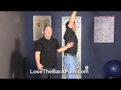 Spinal Decompression Exercises for Back Pain