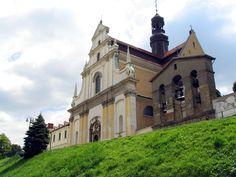 Category:Carmelite Church in Przemyśl Religious Architecture, Church Building, John The Baptist, Krakow, Kirchen, Poland, Cathedral, National Parks, Greek