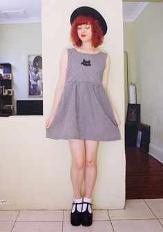 DIY - How To Make Your Own Dress - The Pineneedle Collective