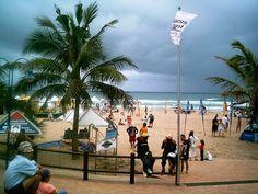 Margate, KZN (KwaZulu-Natal), South Africa beach front (New Year's beach parties) Margate South Africa, Tourism In South Africa, South Africa Beach, Africa Travel, Margate Beach, Kwazulu Natal, I Love The Beach, Fauna, Republic Of The Congo