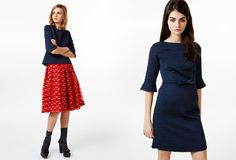 Orla Kiely | UK | Lookbook - I love the skirt