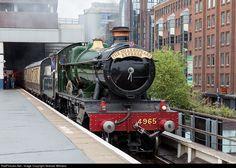 RailPictures.Net Photo: 4965 Great Western Railway Steam 4-6-0 at Birmingham, United Kingdom by Graham Williams