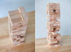 let birds fly: how to make jenga more fun