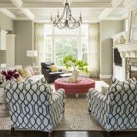 Minnesota | Martha O'Hara Interiors  columns-idea for dining room and living room