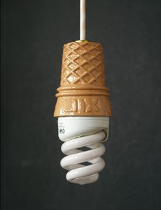 Kawaii and cool products Ice Cream Lamp.