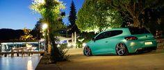 """Bruxsafol Debuts """"Matte Caribbean Metallic"""" on Volkswagen Scirocco"""