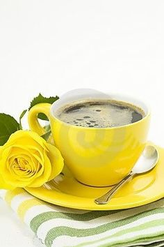 Roses and sunshine your way  thegeeteredcoffeeFIEND