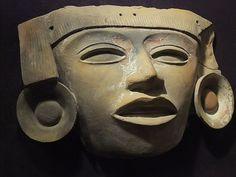 Bildergebnis für teotihuacan stone masks