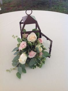 #lantern #centerpiece #wvweddings #wvflorist