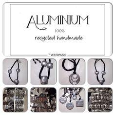 Aluminium-Vestopazzo Bigiotteria in vendita da Happylinne