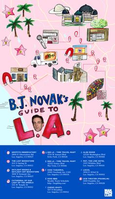 The-7-Things-to-Do-in-L.A.,-According-to-B.J.-Novak-Man-Repeller-Map