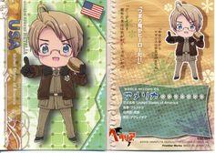 Hetalia Axis Power - USA