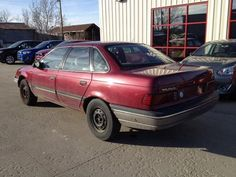 1FABP504XKG268221 | 1989 Ford Taurus L for sale in Saint Joseph, MO Image 3