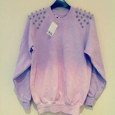 the purpure sweater