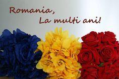 La multi ani Romania! #1decembrie #2017 #romania #ziuanationala #aranjamente #flori #artificiale #floriartificiale #beatrixart www.beatrixart.ro 1 Decembrie, Anul Nou, Birthday Wishes, Bouquet, Rose, Instagram, Pretty, Flowers, Motivation