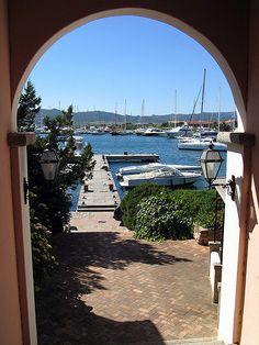 Porto rotondo, Sardinia, Italy