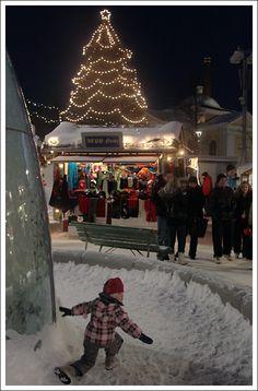 Christmas Market, Tampere, Finland Copyright: Kari Tanskanen