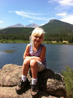 """""""So grateful to be in the cool Colorado Pines.""""    Rebecca from AZ 7/4/12  #365Grateful #Gratitude #Photography"""