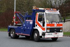 Ford Cargo Recovery Truck Ray Brookes Transport A250VVW