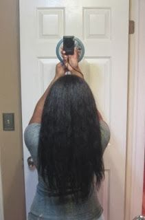 Growing Long Natural Hair with Chicoro's Lead Hair Theory | Curly Nikki | Natural Hair Styles and Natural Hair Care