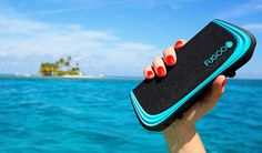 February Giveaway: Win a portable waterproof FUGOO speaker! http://bearfoottheory.com/giveaways/fugoo/?lucky=561 use this link to enter 2 win