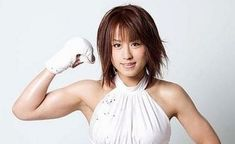 Mika Nagano-Japanese female MMA fighter and pro wrestler
