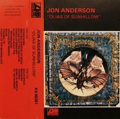 Jon Anderson - Olias Of Sunhillow (Cassette, Album) at Discogs