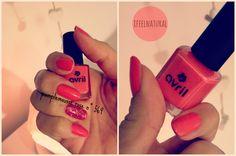 Avril_pamplemousse rose n° 569