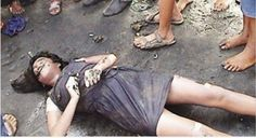 Muslim Mob Abducts Christian Nurse From Her Home and Gang Rapes Her Over And Over Again -