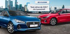 GRÁTIS: Automóvel Hyundai i30 por 24 horas!