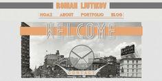 40 Stunning Examples of HTML5 Portfolio Websites. - demortalz.com