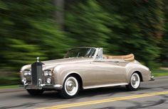 ZsaZsa Bellagio – Like No Other: In the Men's Room Sammy Davis, Jr.'s 1963 Rolls-Royce Silver Coud III Drophead Coupe.