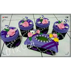 Saya menjual Set Toples karakter flanel unik cantik seharga Rp130.000. Dapatkan produk ini hanya di Shopee! https://shopee.co.id/kartika_craft/347050096/ #ShopeeID