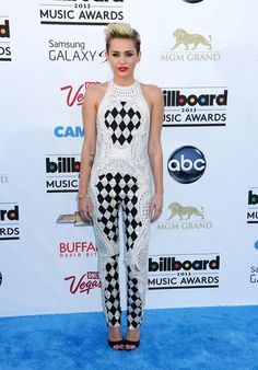 Miley Cyrus arriving at the 2013 Billboard Music Awards in Las Vegas - May 19, 2013 - Photo: Runway Manhattan/AFF