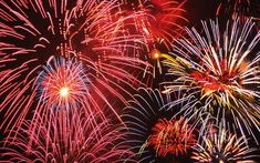 images of fireworks |  celebrations to fishing derbys  and of course am