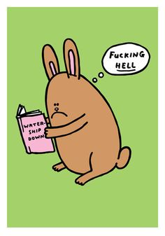 """Watership Down""    Al Murphy"