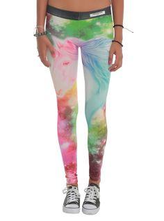 Rainbow Unicorn Leggings  #Understar