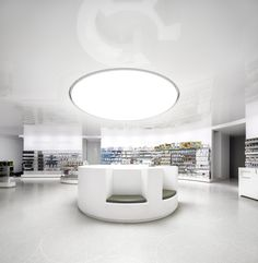 Pharmacy Design | Retail Design | Store Design | Pharmacy Shelving | Pharmacy Furniture | Farmacia Lordelo, Vila Real, Portugal