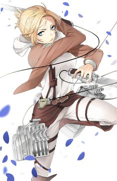 Annie - Attack On Titan