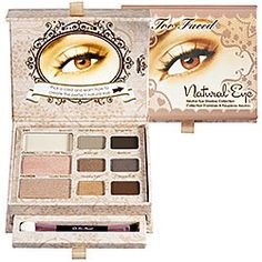 must-have palette! in love with natural eye too faced #OwnYourPretty