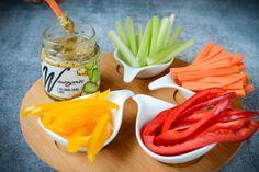 Proste i zdrowe przystawki na Sylwestra / karnawał - Poezja smaku Impreza, Carrots, Vegetables, Food, Diy, Bricolage, Essen, Carrot, Vegetable Recipes