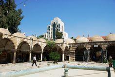 Damascus - Takya Suleimani Madrassa IV | von zishsheikh